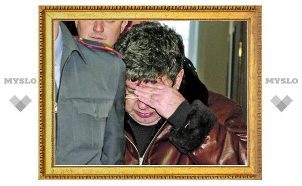 В Туле рассматривают ходатайство о продлении домашнего ареста Виктору Волкову