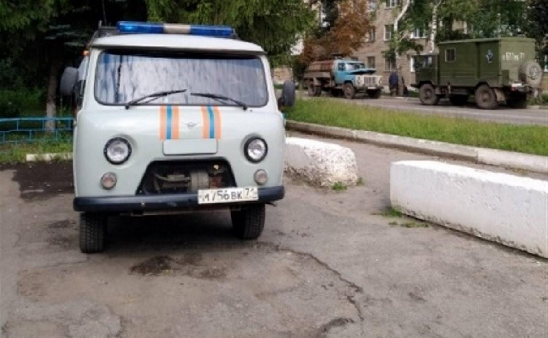 Коммунальная авария в Кимовске: жителям подвозят питьевую и техническую воду