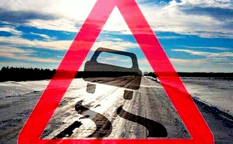 Метеопредупреждение: на дорогах Тульской области ожидается гололедица