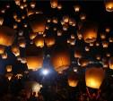 За запуск «небесных фонариков» ввели штраф