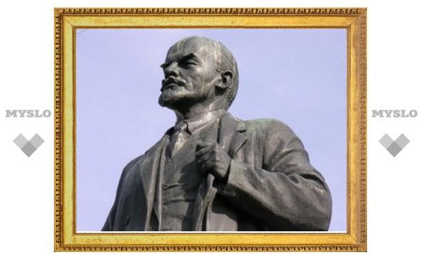 В Тульской области пытались продать памятник Ленину