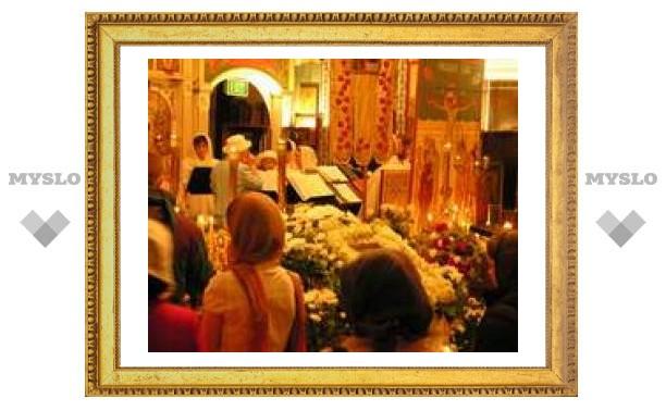 Православные Тулы готовятся к большому празднику