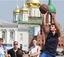 В Туле прошел увлекательный баскетбольный праздник
