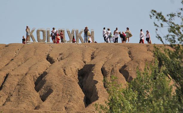 В Кондуках прошла акция «Вода России»: собрали более 500 мешков мусора
