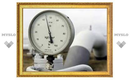 В Татарстане загорелся подземный газопровод