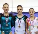 Ксения Афанасьева завоевала сразу две медали в последний день Кубка России по спортивной гимнастике