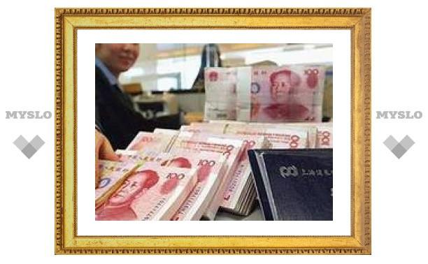 Китай не смог в феврале снизить торговый профицит
