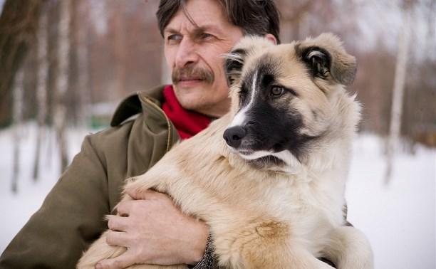 Жители Криволучья просят обустроить площадку для выгула собак