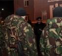 Тульские спецназовцы отправились в Дагестан