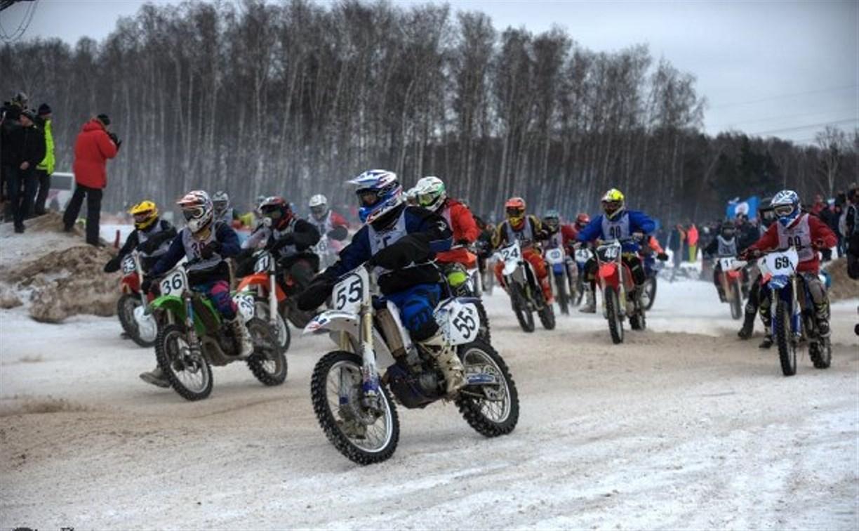 Тульские любители мотокросса приняли участие в престижном «Кубке Чкалова»