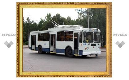 Троллейбусы № 6 и 7 меняют маршрут