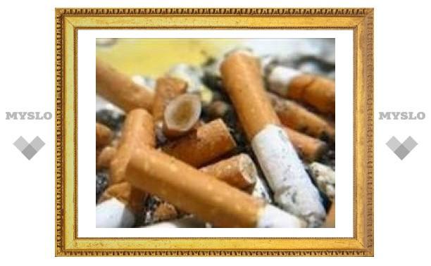 """Сигаретные пачки """"украсят"""" страшными надписями"""