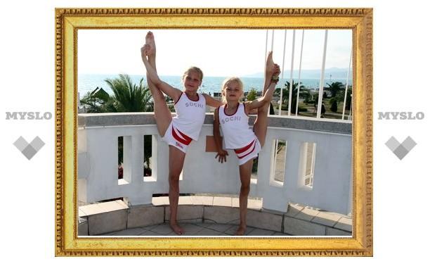 Юные тулячки покорили столицу Олимпиады