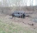 В Кимовском районе УАЗ «Патриот» вылетел в кювет