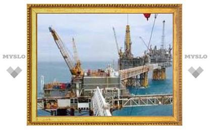 Цена барреля нефти превысила 77 долларов
