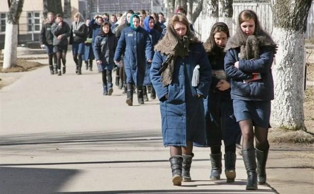 Россия занимает первое место в Европе по количеству женщин-заключенных