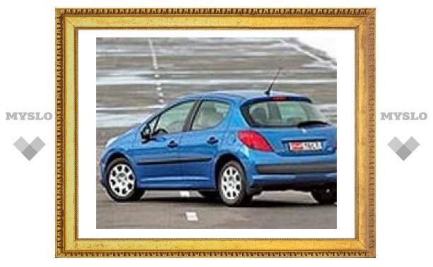 В Германии назвали самые безопасные автомобили