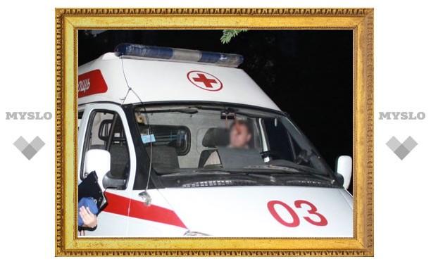 В Туле легковушка сбила 12-летнюю девочку