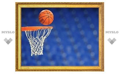 Новомосковск примет финал баскетбольного чемпионата