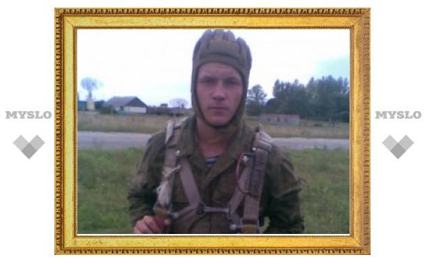 Началась проверка по факту смерти десантника под Тулой