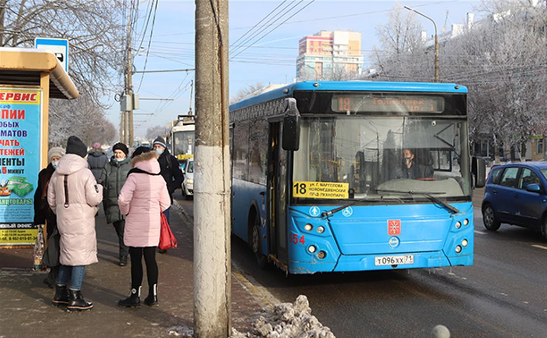 Туляк придумал, как сделать расписание общественного транспорта удобным