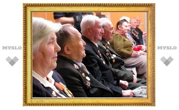 В Тульской области ветеранам вручат медали