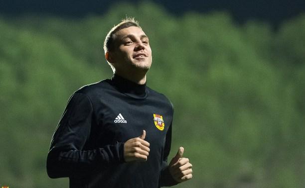 Дзюба и Новосельцев провели первую тренировку в «Арсенале»