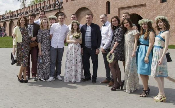 Алексей Дюмин посетил Тульский кремль