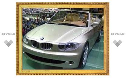 BMW создает компактный люксовый кабриолет 1 серии