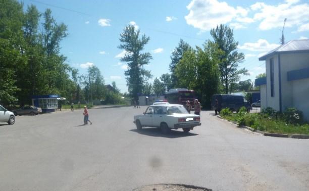 В Скуратово 12-летний велосипедист попал под колёса ВАЗ-2105