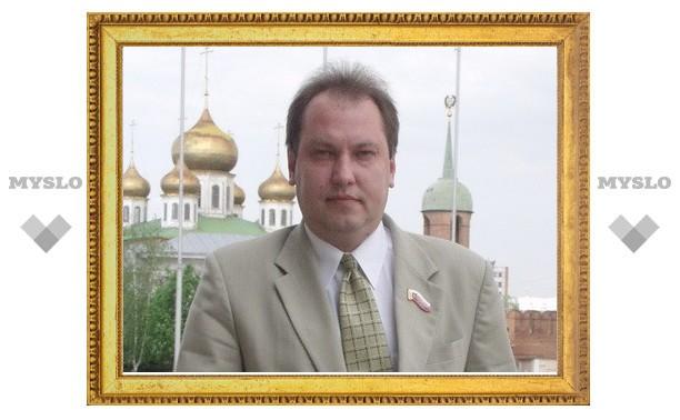 Михаил Иванцов официально представил Олега Самылина