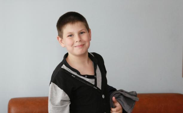 Туляки помогут детям-беженцам собраться в школу