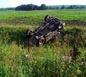 В Тульской области опрокинулся «УАЗ Патриот»: пострадали двое