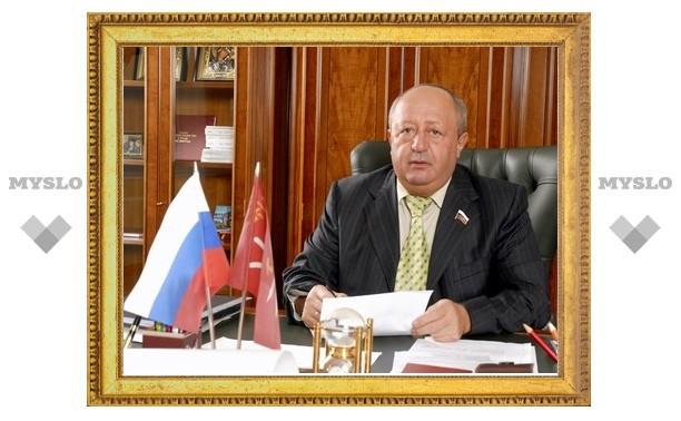 Мэр Тулы Владимир Могильников: «Я ухожу из-за предвыборной грязи и угроз»