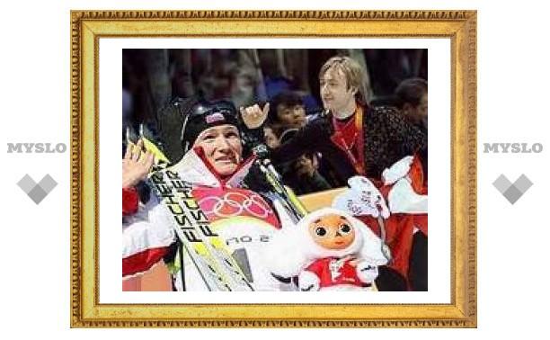 Плющенко и Ишмуратова признаны лучшими спортсменами России 2006 года