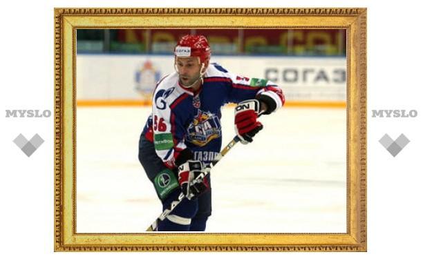 Сергей Зубов отказался ехать на Олимпиаду-2010