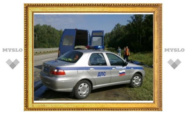 Первые фотографии с места аварии белорусского автобуса