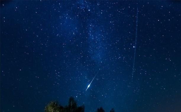 12 и 13 августа туляки смогут увидеть красивейший звездопад