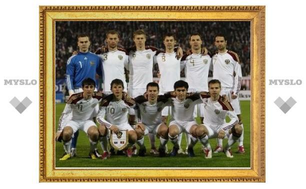 Россия отказалась от матча с Италией из-за рейтинга ФИФА