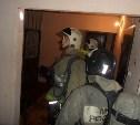 В Мясново в подъезде дома сгорел лифт