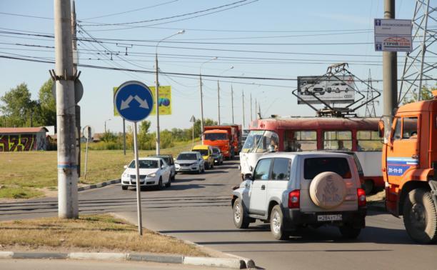 Как тульские власти решают проблему пробок в городе