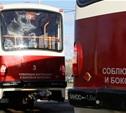 До конца года на рельсы выйдут еще пять новых трамваев