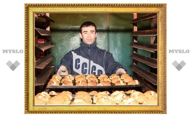 В Туле делали печенье с грязью
