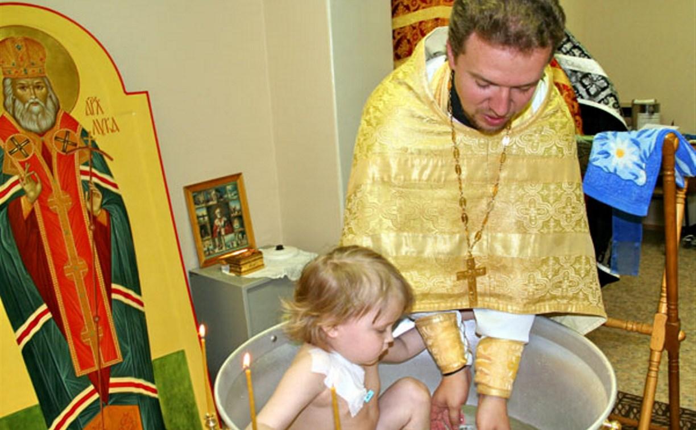 В Узловскую детскую больницу купят иконы