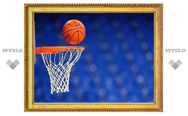 Юные тульские баскетболисты победили в Рязани