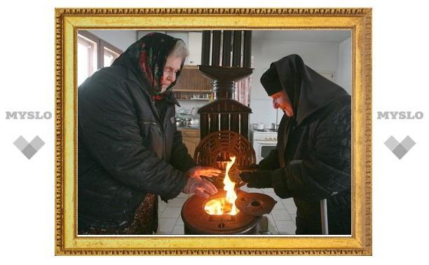 Богородицкий следственный комитет обязал горе-строителей утеплить жилье погорельцев