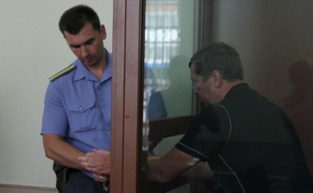 Экс-главе Узловского района продлили домашний арест до 19 сентября