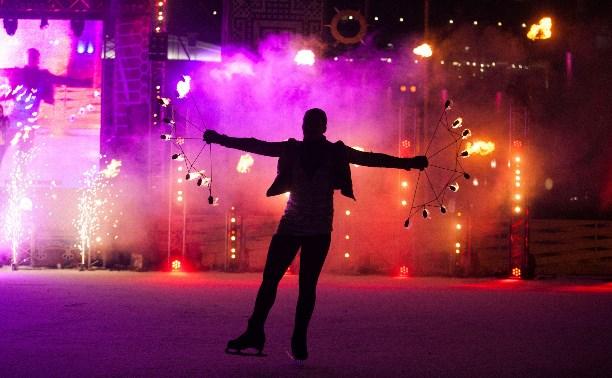 26 декабря на площади Ленина в Туле пройдет огненное шоу