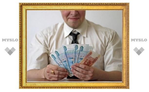 Тульские чиновники раскрыли свои доходы