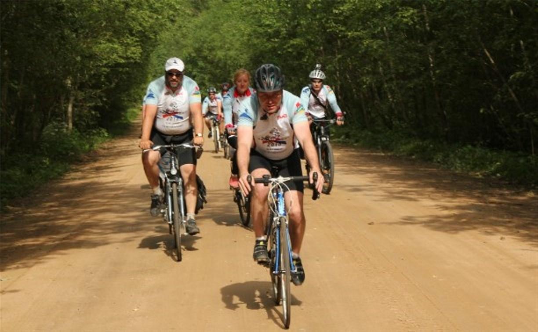 Через Тульскую область пройдёт этап международного велопробега в честь 70-летия Победы